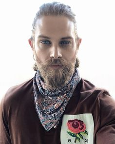 Daily Dose of beard styles and men's grooming tips. Beard No Mustache, Moustache, Beard Growth Tips, Josh Mario John, Close Up, Marc Jacobs Daisy, Bald Men, Ad Fashion, Beard Care