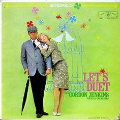 The Gordon Jenkins Voices & Orchestra - Let's Duet (1962)