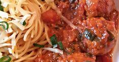 Mennyei Olasz paradicsomos húsgombóc spagettivel recept! Ezzel az olasz étellel picit belecsempésztem a dolce far niente (édes semmittevés) érzést, ha már szabadsággal töltöm a pénteket. A tavasz úgy tűnik, várat magára, hűvös van, hideg szél fúj, de a meseházikóban isteni paradicsom illat terjeng. :)