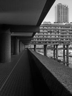 Barbican Estate 5, City of London, Chamberlin Powell and Bon, 1965-1976 Photo: Simon Phipps