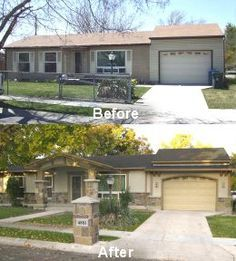 Before And After Garage Makeovers Traditional Exterior Other Metro furthermore 265923552974430275 in addition  on before and after garage makeovers traditional exterior other metro
