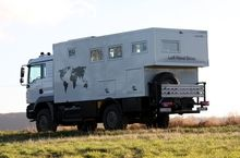 Reisemobil: Dakar 830F (213 kW / 290 PS) - bocklet fahrzeugbau