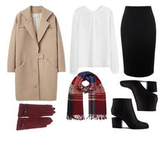 """""""Trust me now"""" by zosikapl ❤ liked on Polyvore featuring Alexander McQueen, Alexander Wang, Accessorize and Cacharel"""