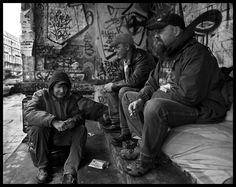 The Homeless Poles of Hamburg by Taylor Poole