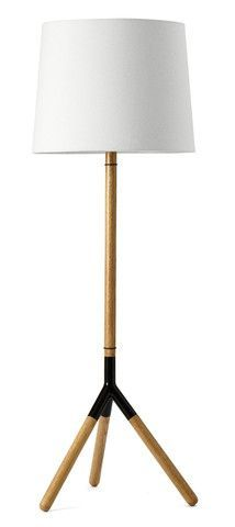 Lathe Floor Lamp by #Mater