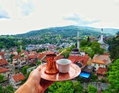 Discovering Sarajevo: The small city with a big heart - worldly journeys. Bosnia And Herzegovina, Macedonia, Albania, World History, Walking Tour, Slovenia, Things To Do, Bee, Journey