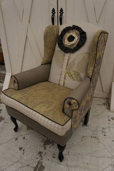 A great chair
