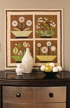 Everyday Life at Leisure: Debbie Mumm—Quick Weekend Quilts