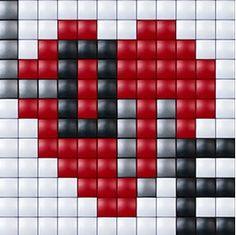 Tapestry Crochet Patterns, Patchwork Patterns, Cross Stitch Patterns, Knitting Patterns, Pixel Crochet, Beaded Banners, Alphabet Beads, Mini Cross Stitch, Beading Patterns Free