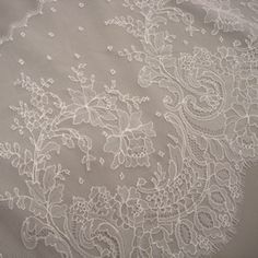 Fine French Lace 35cm