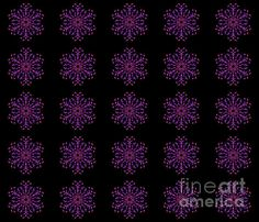 Blue, purple and red repeating mandala pattern by Tracey Lee Art Designs Mandala Pattern, Art Designs, Fine Art America, Purple, Blue, Digital Art, Wall Art, Business, Artwork