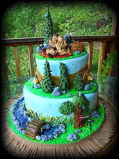 MOUNTAIN FUN - Cakes Unleashed!!
