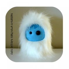 $20.00 Berg Yettle by CuteCritters on Handmade Australia