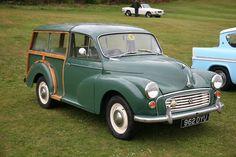 1962 Morris Minor Traveller   Flickr - Photo Sharing!