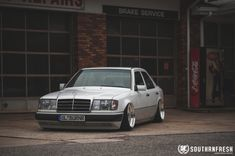 Manny's Mercedes 300D | SOUTHRNFRESH