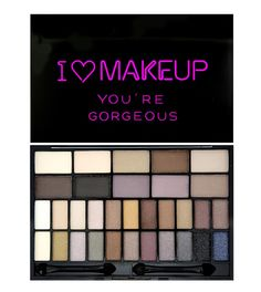 I ♡ Makeup Theme Palette You're Gorgeous - 32 Shade Palette - PALETTES