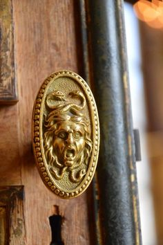 Door pull - Fontainebleau, France