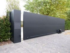 Wrought Iron Driveway Gate Design Ideas 4-min