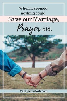We noticed some subtle, yet long-lasting changes when we each (without the other knowing, and while we were separated) began to pray for our marriage. These changes swelled over time and brought joy to our marriage: Our hearts became more tender toward ea Biblical Marriage, Marriage Prayer, Best Marriage Advice, Marriage Goals, Saving Your Marriage, Save My Marriage, Marriage Devotional, Broken Marriage, Marriage Infidelity