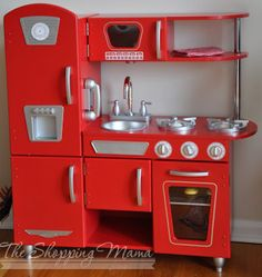 50 Fun Play Kitchens Your Kids Would Love