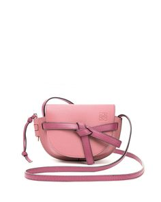 649fd49cc946f Loewe Gate Mini Grain Leather Shoulder Bag