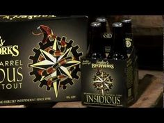 Fegley's Brew Works - Bourbon Barrel Insidious Imperial Stout (PA)