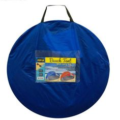 Shield yourself from sun and wind in seconds with this Pop-Up Beach Tent featuring a durable, water-resistant tent in an open half-moon shape. Tent provides protection and has a zippered mesh window for air circulation. Tent comes with 4 pegs and a Baby Beach Gear, Daytona Beach Hotels, Pop Up Beach Tent, Ponce Inlet, Red Tricycle, Beach Adventure, Adventure Travel, Family Holiday Destinations, Beach Hacks