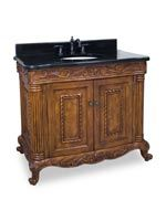 Buy the Jeffrey Alexander Walnut Burled / Black Granite Direct. Shop for the Jeffrey Alexander Walnut Burled / Black Granite Burled Collection Inch Bathroom Vanity Cabinet with Counter Top and Bowl and save. Single Sink Bathroom Vanity, Bathroom Vanity Cabinets, Wood Vanity, Vanity Sink, Bath Vanities, Bathroom Furniture, Bathroom Storage, Single Vanities, Dresser Vanity Bathroom