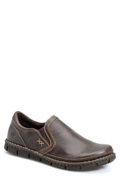 Free shipping and returns on Børn 'Sawyer' Slip-On (Men) at Nordstrom.com. Earthy leather forms an Opanka-constructed slip-on designed for comfort and charm.