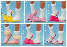 Anonymous said: Hellooo ฅ'ω'ฅ may I know what are your top 5 favorite pajama slippers? Thank you in advance and have a nice day ahead~~ ฅ'ω'ฅ♥ Answer: one Sims 4 Teen, Sims Four, Sims 4 Mm Cc, Sims 4 Toddler, Toddler Girls, Toddler Outfits, Girl Outfits, Sims 4 Cc Kids Clothing, Sims 4 Mods Clothes