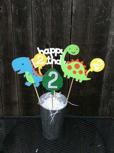 Dinosaur Birthday Party Package. $9.25, via Etsy.
