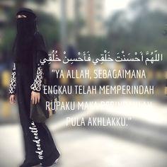 HR.Imam Ahmad #islam #muslimah #muslim quote #niqab #indonesia