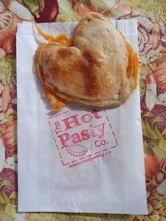 Valentine's Pasty from The Hot Potato Company, Winter Markets 2016 #ottawafarmersmarket #lansdownefarmersmarket