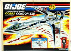 YOJOE.COM | Cobra Condor Z25