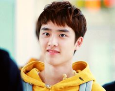 D.O oppa sengil chukahaeyo!~ I am truly, madly, crazy, deeply in love with you! <3 Hope you have the best birthday! =D Wow you're finally 21... You must live much longer, arassoyo? :) Oh my god that smile :3