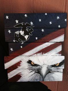 Marine USMC Gift United States Marine Corps by madeforyouart
