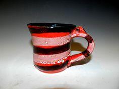 Clownfish inspired mug by MarkCampbellCeramics on Etsy