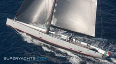 SY Angel Share Sail Away, Wooden Boats, Modern Classic, Old Things, Sailing Yachts, Angel, Sea, Ships, Wood Boats