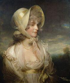 The Honourable Lucy Byng by John Hoppner, late 18th century