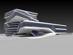 「Zaha Hadid Spiral Tower」の画像検索結果