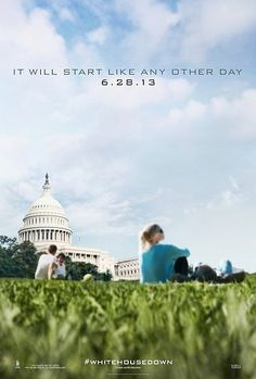 White House Down - Jamie Fox & Channing Tatum (To be released 6/28/2013)