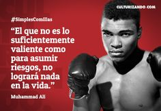 Vidas Interesantes: Muhammad Ali - culturizando.com | Alimenta tu Mente