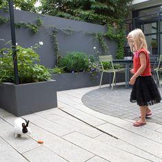 Moderne tuin, Amersfoort