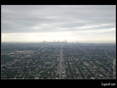City of Chicago #Aerials #freewallpapers