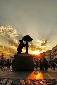 Puerta del Sol - Foto: Mari Paz Fernández: Google+