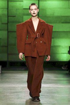 Annakiki Ready To Wear Fall Winter 2018 Milan