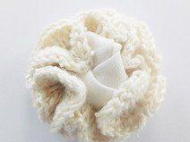 Haarspange Braut- Weiß / Haarschmuck / Headpiece / Hochzeit / Wedding
