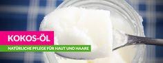 Kokos Öl - natürliche Pflege für Haut und Haare