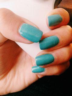 Nailed it! My nails in China Glaze 110 Blueberry Bubblegum with Orly Bonder Rubberized Base Coat and Seche Vite Top Coat. Seche Vite Top Coat, Base Coat, China Glaze, My Nails, Blueberry, Manicure, About Me Blog, Nail Polish, Nail Bar