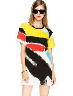Pixie Market shift dress (for more affordable fashion --> http://chicityfashion.com/affordable-fashion/)